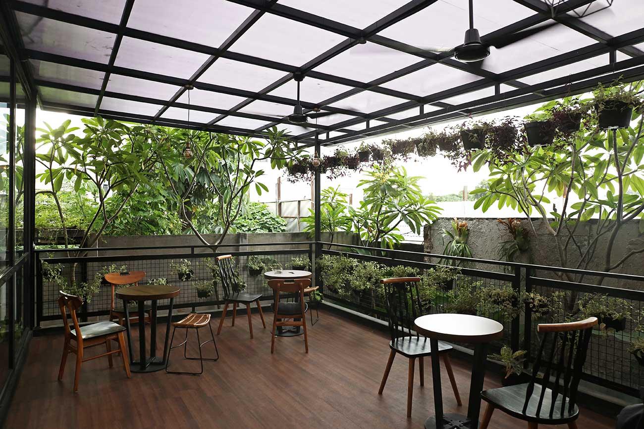 Kaca Coffee & Eatery