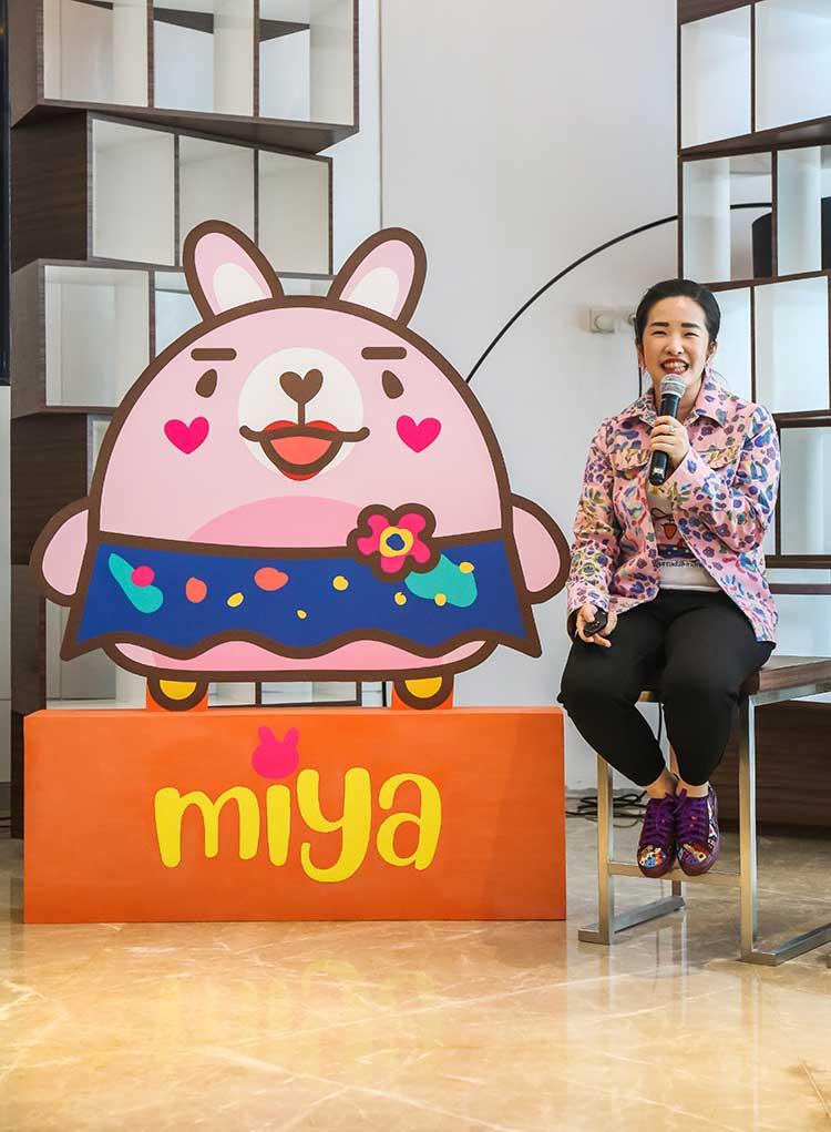MIYA – World Kindness Day